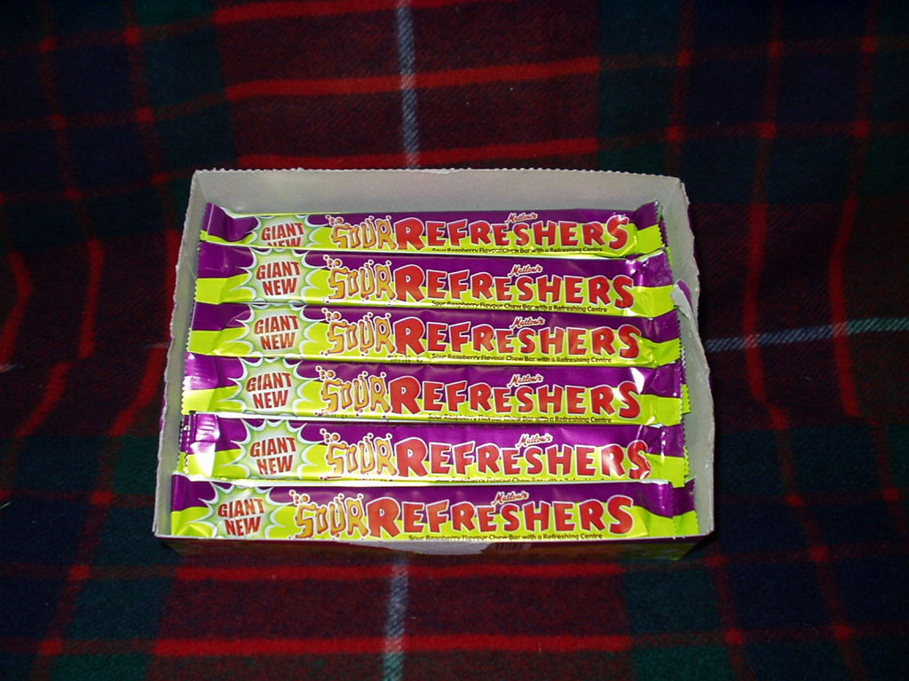 Sour Refreshers (10)
