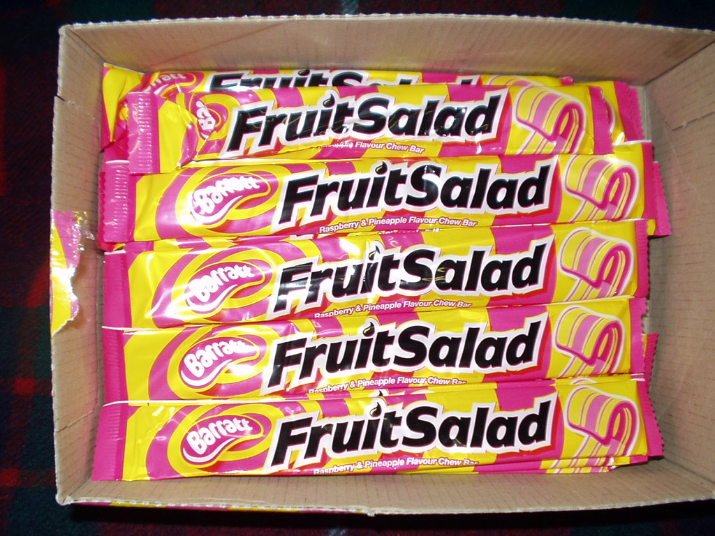 Fruit Salad Chewy Bar (10)