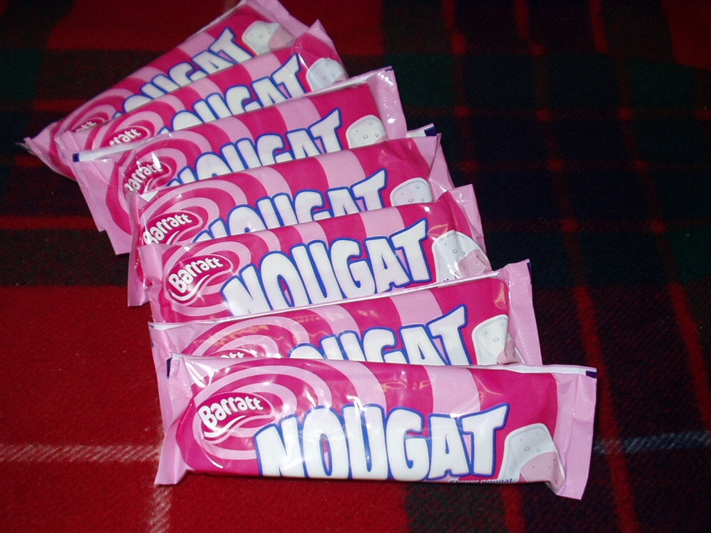 Soft Nougat - Small ( 5 Bars)