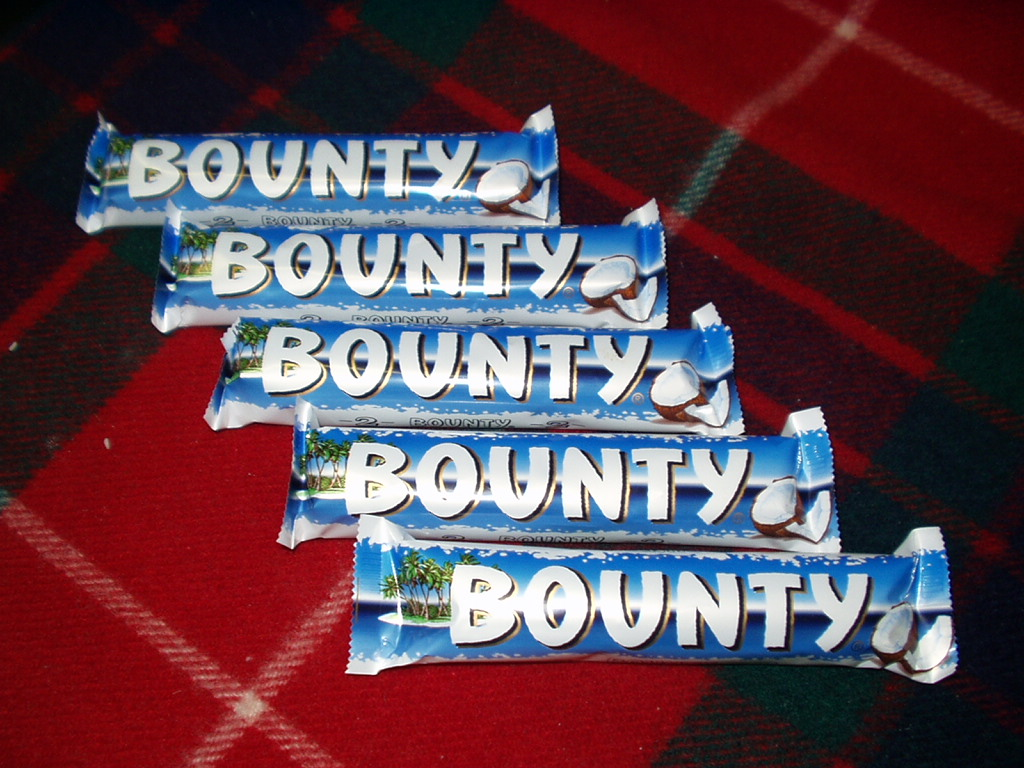 Bounty Twin pack (5)